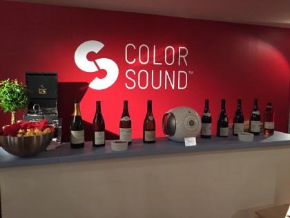 Dégustation de vins de Bourgogne et musique